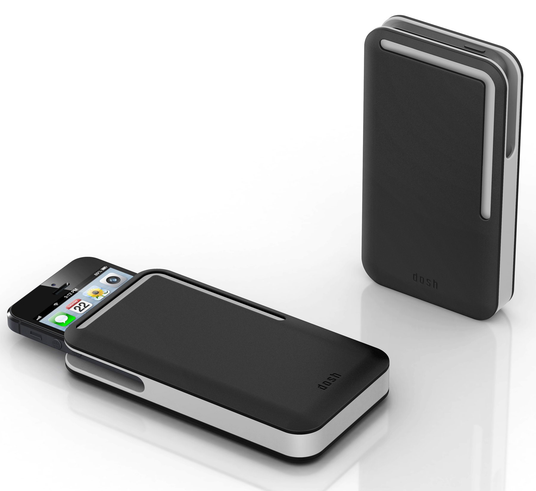Dosh Syncro Lunar Wallet - iPhone 5