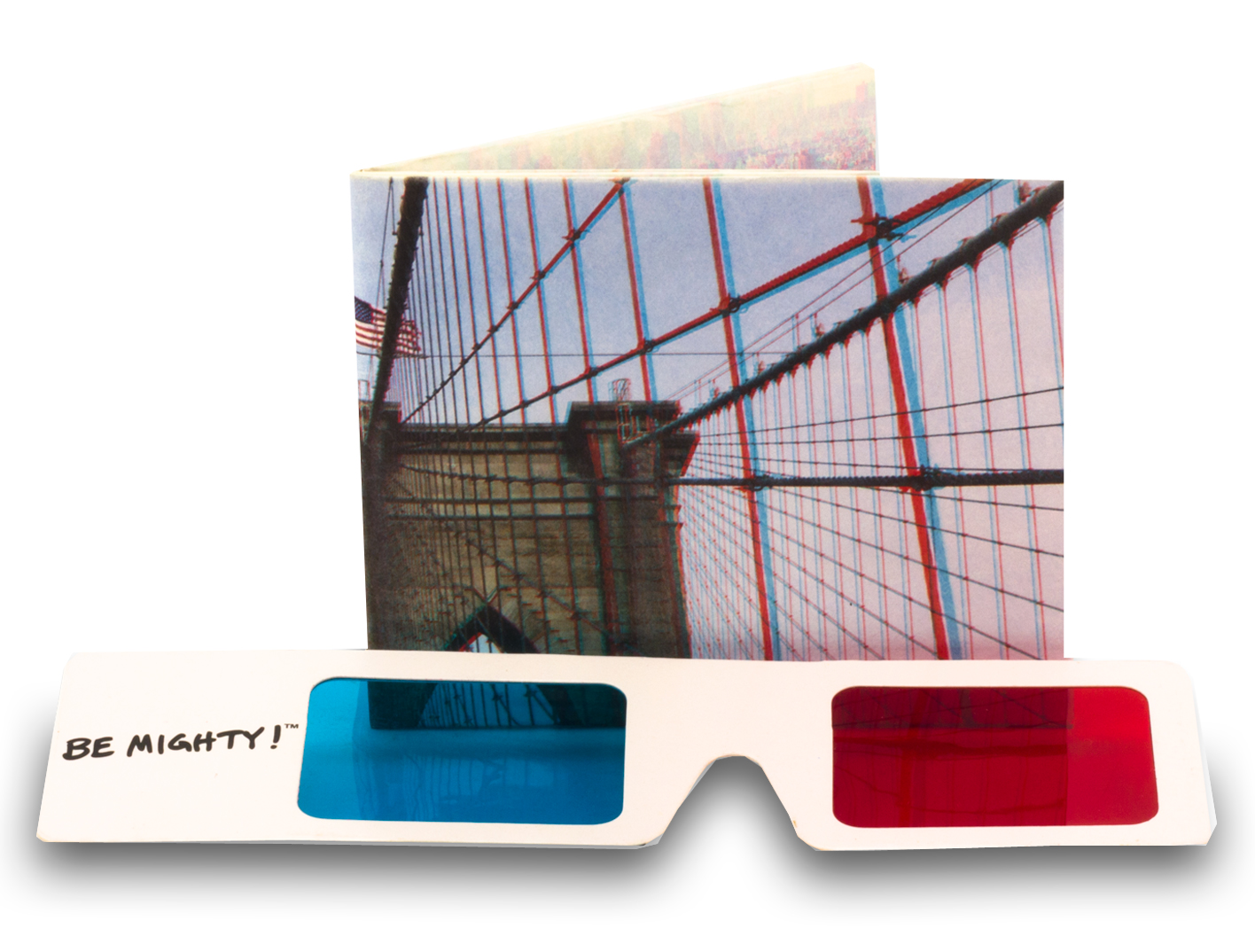 Mighty Wallet - 3D Bridge