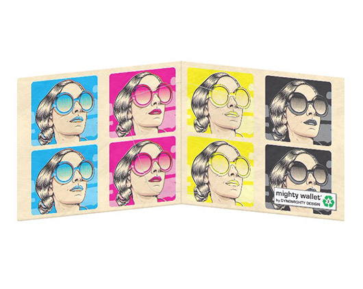 Mighty Wallet CMYK Fashion
