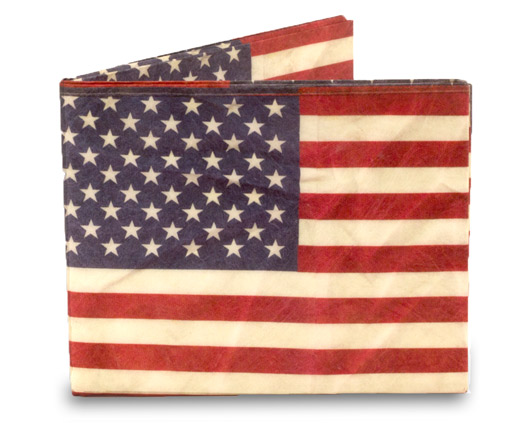 Mighty Wallet - Stars and Stripes