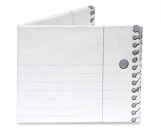 Mighty Wallet - 3 Ring Binder