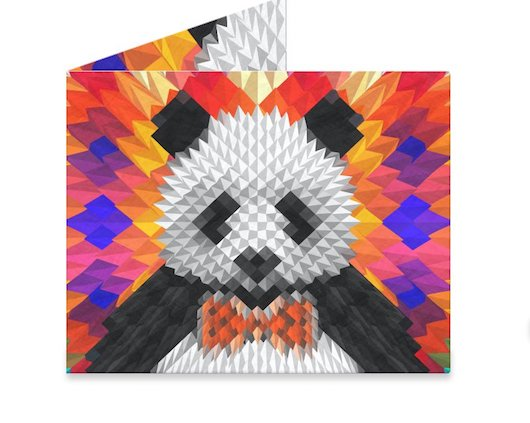 Mighty Wallet Panda