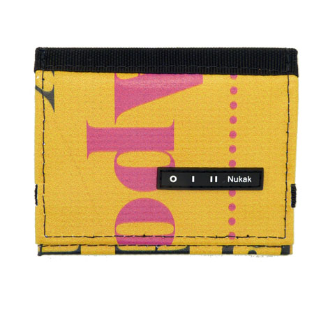 Nukak Lompakko Wallet Yellow