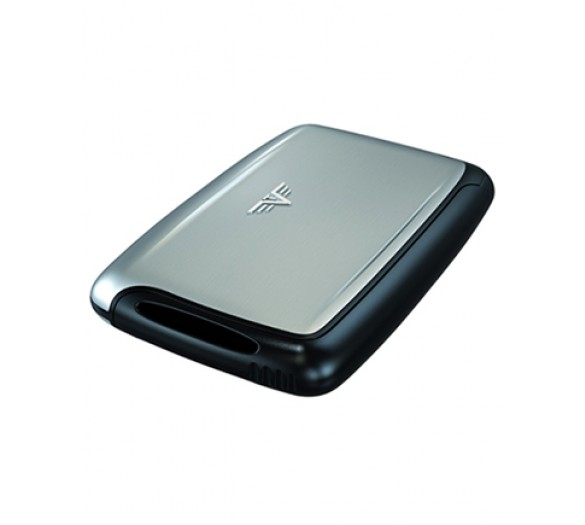 Tru Virtu  Pearl Card Case Silver Arrow