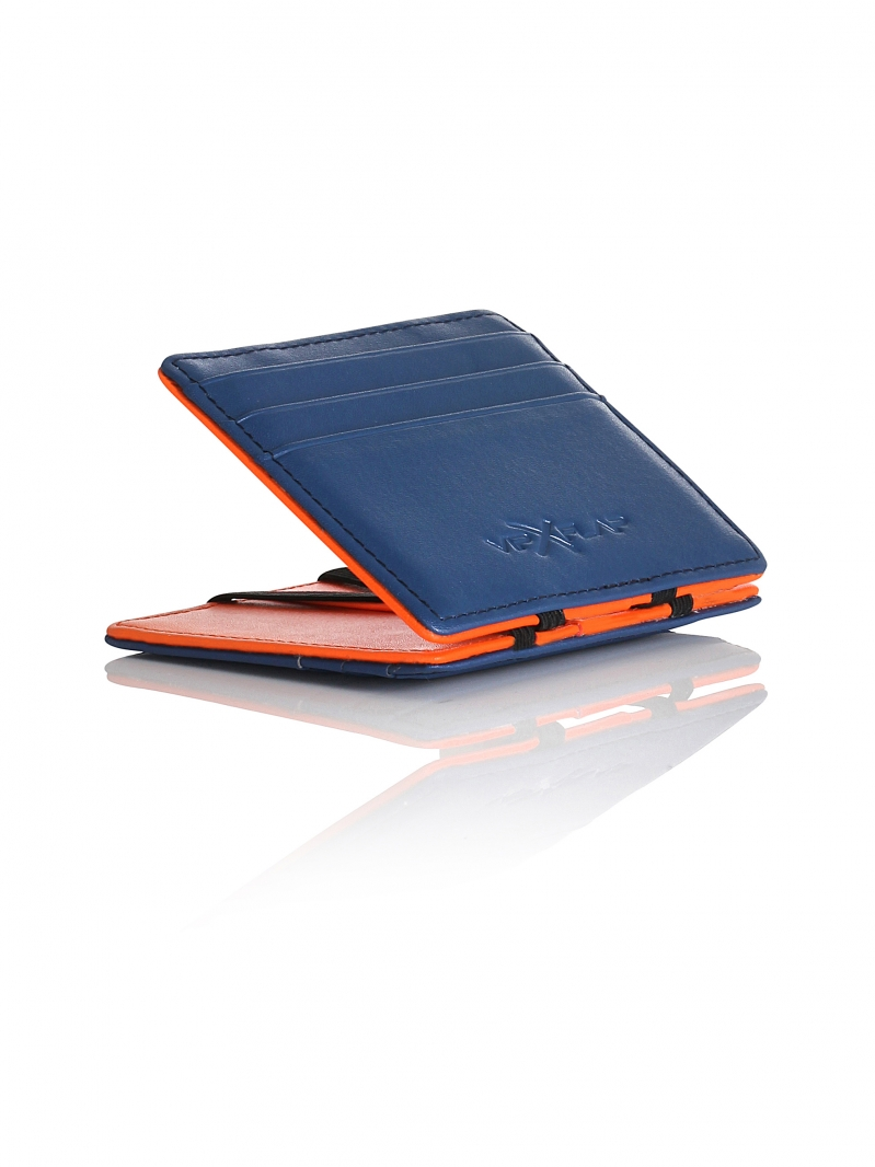 Vip Flap DM Blau Orange