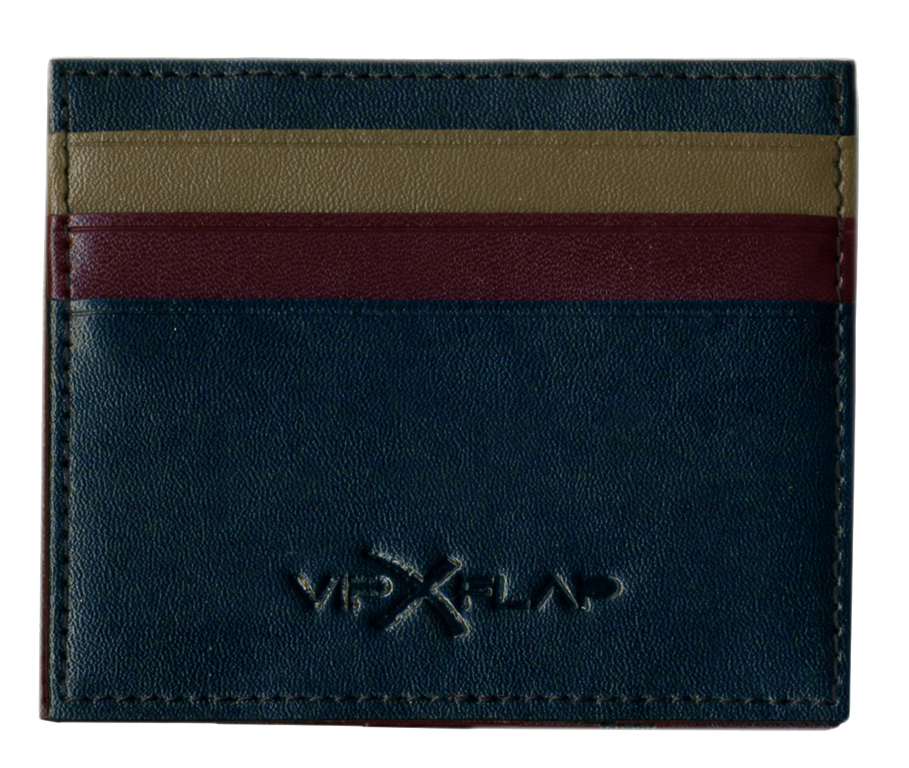 Vip Flap Multicolour Blue Beige Bordeaux